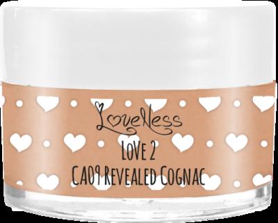 LoveNess | CA09 Revealed Cognac 7g