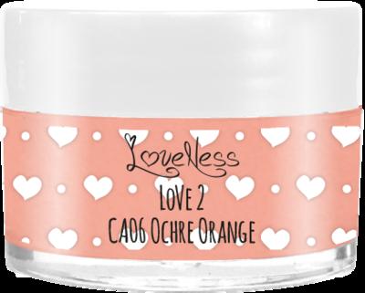 LoveNess | CA06 Ochre Orange 7g