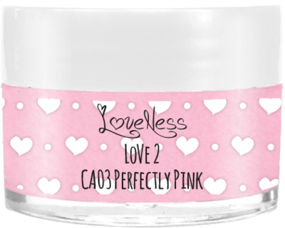 LoveNess | CA03 Perfectly Pink 7g
