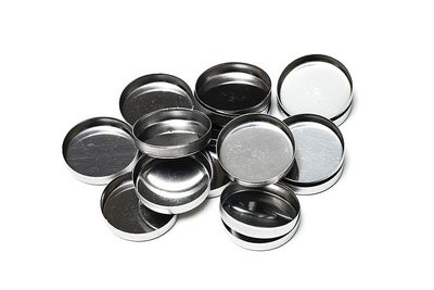 Metal Cups 18 pieces