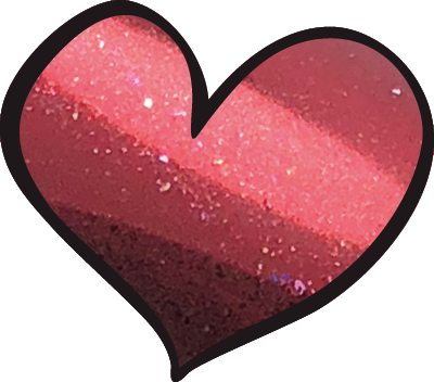 LoveNess | Chrome Red
