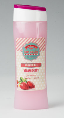 Scandinavian Skin Candy Showergel Strawberry 250ml