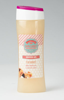 Scandinavian Skin Candy Showergel Caramel 250ml