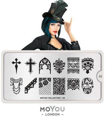 MoYou London | Gothic 03