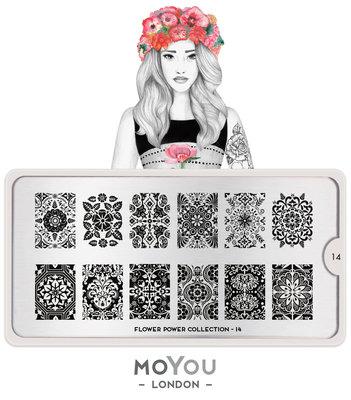 MoYou London | Flower Power 14