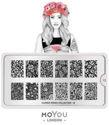 MoYou London | Flower Power 12