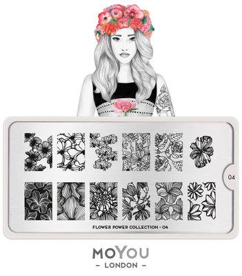 MoYou London | Flower Power 04