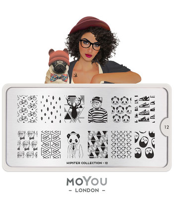 MoYou London | Hipster 12