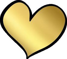 LoveNess | Spider Gel Gold