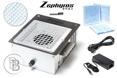 ZephyROS-T Dust Collector Inbouw