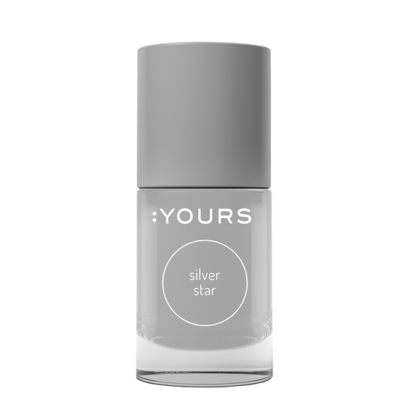 :YOURS Stamping Polish | Silver Star 10ml