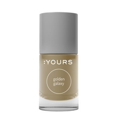 :YOURS Stamping Polish | Golden Galaxy 10ml