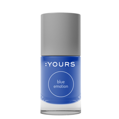:YOURS Stamping Polish | Blue Emotion 10ml