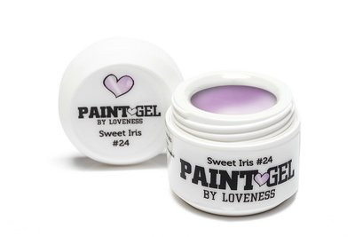 Paint Gel by #LVS | Sweet Iris 24 5gr