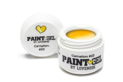 Paint Gel by #LVS | Carnation 23 5gr