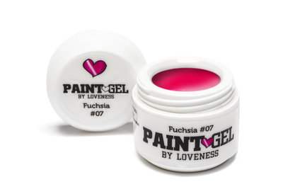 Paint Gel by #LVS | Fuchsia 07 5gr