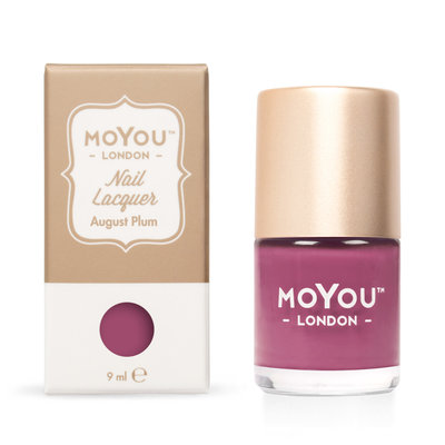 MoYou London | August Plum