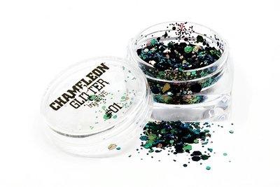 LoveNess | Chameleon Glitter 01