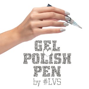 Gel Polish Pen by #LVS | RockChick Roby #07 4ml