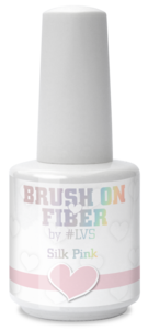 Brush On Fiber by #LVS | Silk Pink 15ml