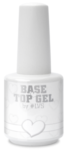 Base Top Gel by #LVS 15ml