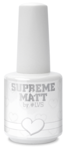 Supreme Matt by #LVS 15ml
