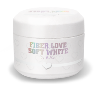 Fiber Love by #LVS | Soft White