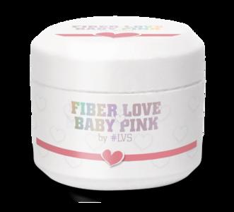 Fiber Love by #LVS   Baby Pink