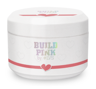 Build by #LVS   Pink 50ml