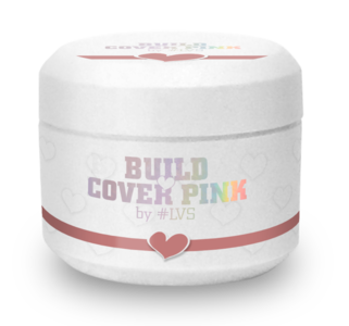 Build by #LVS | Cover Pink 15ml