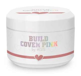 Build by #LVS | Cover Pink 50ml