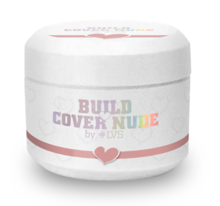 Build by #LVS | Cover Nude 15ml