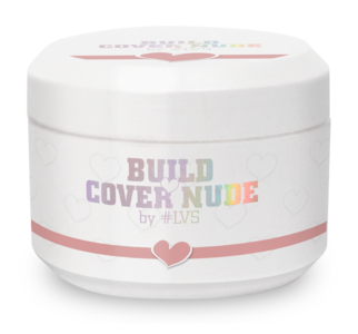 Build by #LVS | Cover Nude 50ml