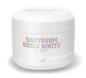 Build by #LVS | Babyboom White