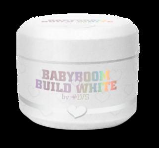 Build by #LVS | Babyboom White 15ml