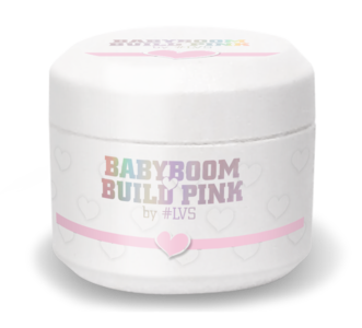 Build by #LVS | Babyboom Pink 5ml