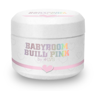 Build by #LVS | Babyboom Pink 15ml