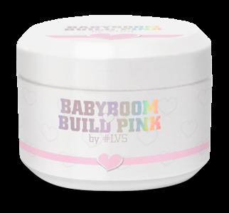 Build by #LVS | Babyboom Pink 50ml