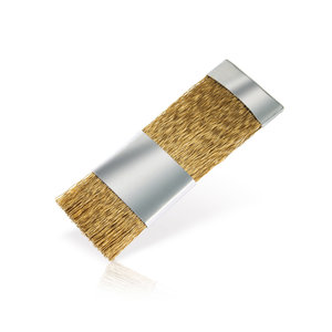 Promed Cleaning Brush Brass