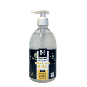 Bio-alcohol hand gel ECO S.31 500 ml
