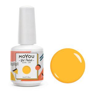 Gel Polish MYL | Yellow Rain Coat