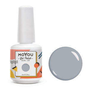 Gel Polish MYL | Gray Area