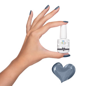 Gel Polish by #LVS | 006 Steel Gray 15ml
