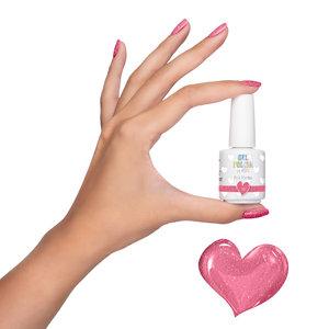 Gel Polish by #LVS | 130 Pink Martini 15ml