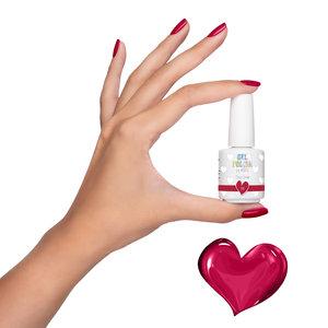 Gel Polish by #LVS   153 True Love 15ml