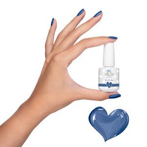 Gel Polish by #LVS | 214 Blue Heather 15ml