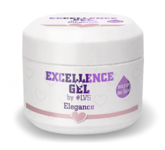 Excellence Gel by #LVS | Elegance