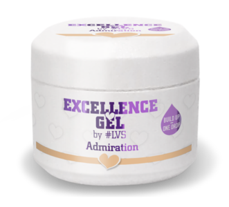 Excellence Gel by #LVS   Admiration