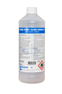 Alcohol Podior 80% (Spiritus Ketonatus) 1000ML