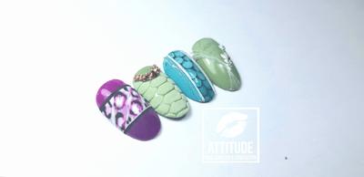 Snelle Animal Gellak Designs